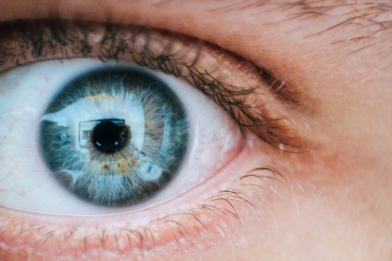 oko, pogled, distrofija oka